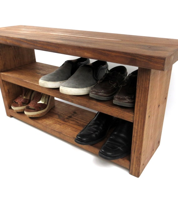 Foyer Bench Shoes : Entryway storage bench entry farmhouse