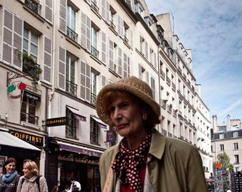 Paris Streets Shopper