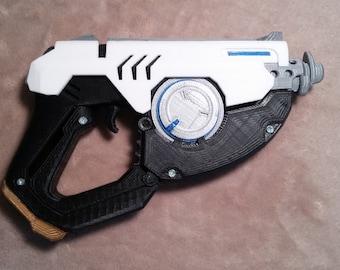 Free Shiruken!!!Tracer Gun -Overwatch- 3D printed