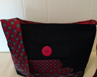 Black and red #3 ** FREE SHIPPING **