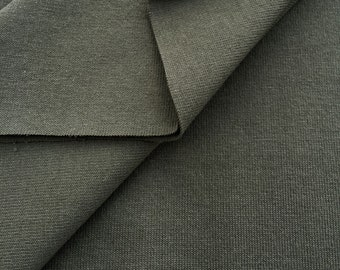 100% Cotton Jersey Knit Fabric (Wholesale Price By The Bolt) Made in USA Premium Quality - 2014 - 1 Yard
