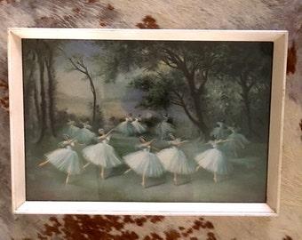 Vintage Ballet Print - Carlotta Edwards