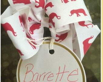 Elephant Barrette