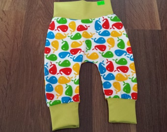Harem style pants