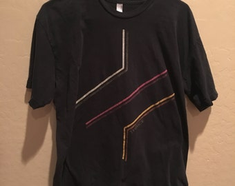 Thrice - Stripes shirt