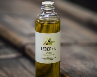 Leather Oil With Olive Oil