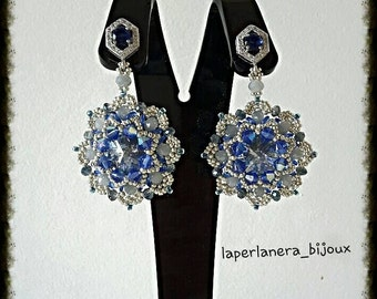 Ursula earrings Carmen Russo's Scheme