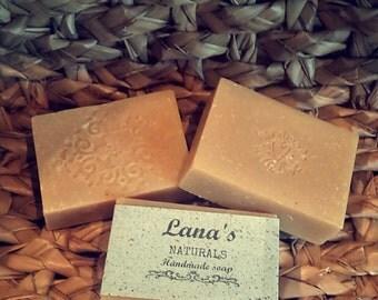 Men's  Goat Milk Soap