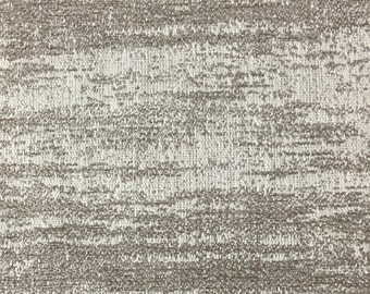 Upholstery Fabric - Sandy - Linen - Woven Texture Home Decor Upholstery, Drapery & Throw Pillow Fabric by the Yard - Available in 16 Colors