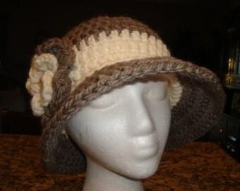 Crochet Clochet hat