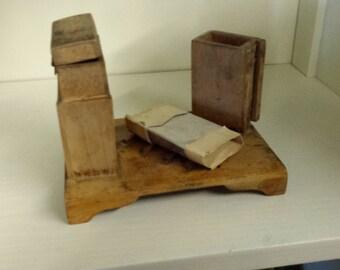 Wooden Cigarette Holder