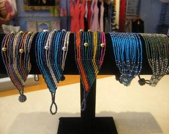 Sizakele African Zulu Bracelet Beaded Beads