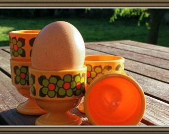 Egg cups vintage 60-70