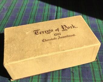 Terry's of York Chocolate 1767 Assortment Box
