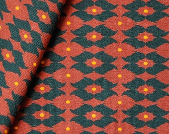 Jersey knit fabric - Soho brown