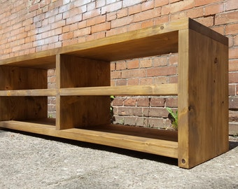 Rustic solid wood sideboard / console / rustic sideboard solid wood / breakf. Colours and sizes