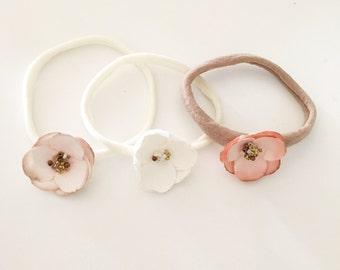 Sea Flower Headband