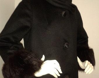 Black Fox Cuffs