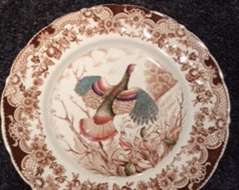 Flying Turkey Johnson Brothers Dinnerware -