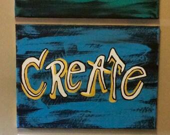 Inspire Create Motivate
