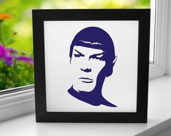 BoxFace - Spock