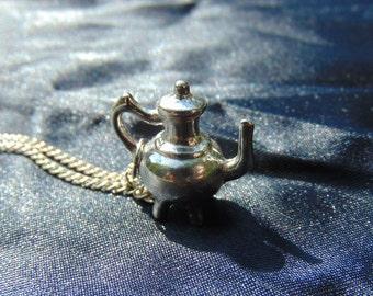 The Tiniest Teapot