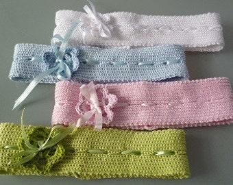 Hair band headband pastel