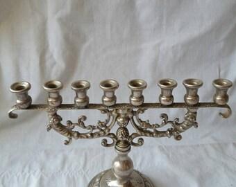 Judaica menora