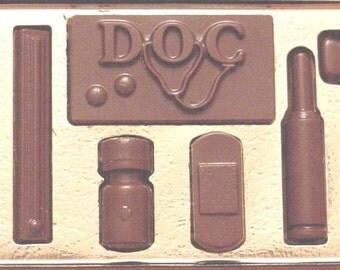 Chocolate Doctors Set
