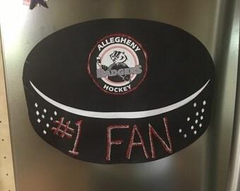 Hockey #1 Fan Sign