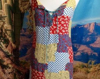 70s Hippy Dress
