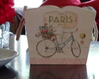 Decorative Paris Box