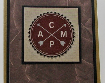 CAMP Birthday Card