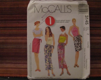 Boss McCall's 3145 / skirt portfolio