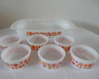 Arcopal France ovenproof bowls set