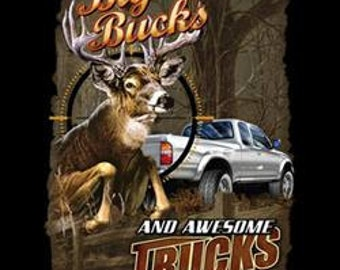 Big bucks toys and trucks