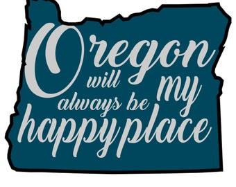 Oregon *Instant Download*