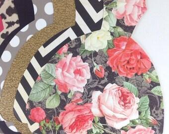 Paper Dress D92
