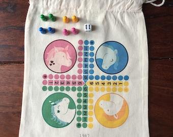 Game Ludo cotton