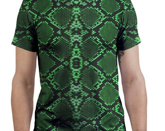 Green Lizard T-Shirt