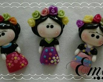Trio of Fridas