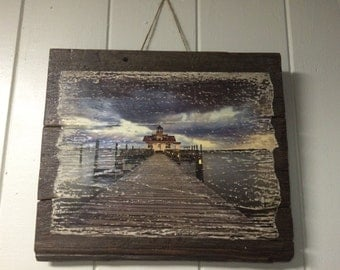 Barnwood Coastal Photo