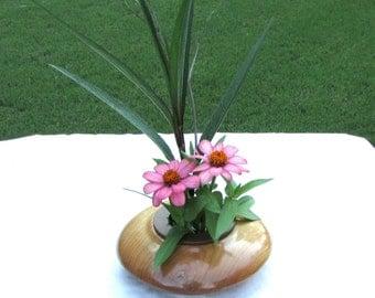 Cherry Ikebana Vase