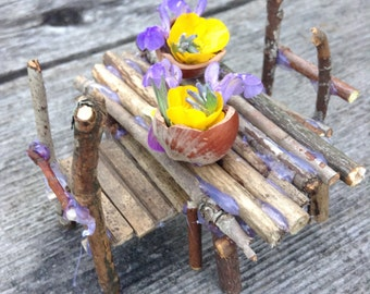 Fairy Table and Chairs