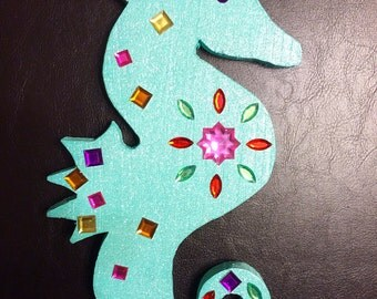 Gorgeous Bling Seahorse