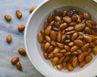 1lbs Living Almonds Sprouted & Dehydrated