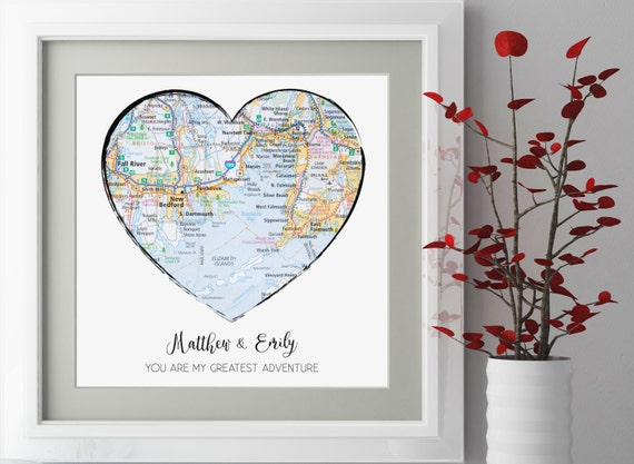 Wedding Gift For 44 Years : ... 5th Anniversary Gifts For Men 44 Year Wedding Anniversary Gift Print