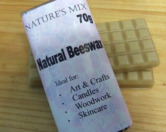 Beeswax Block **70g**