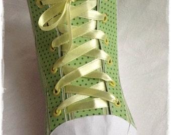 Gift box 'Sneaker', sneaker, pen box, handmade, back to school, packing,