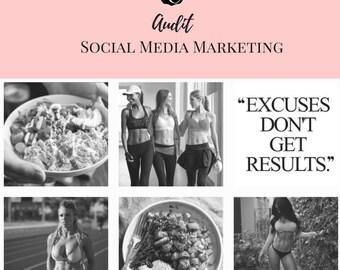Social Media Marketing Audit